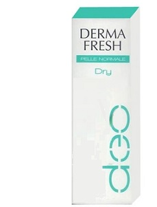 Dermafresh Dry Deodorante Spray 100ml