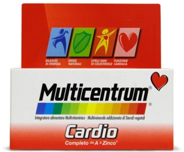 MULTICENTRUM Cardio 60 Cpr