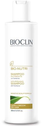 Bioclin Bio Nutri Shampoo Nutriente per Capelli Secchi 400ml