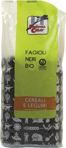FINESTRA SUL CIELO Fagioli Neri Bio 500g