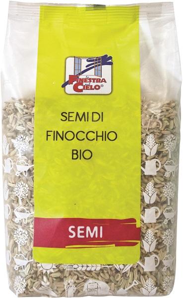 FINESTRA SUL CIELO Semi Finocchio Bio 250g