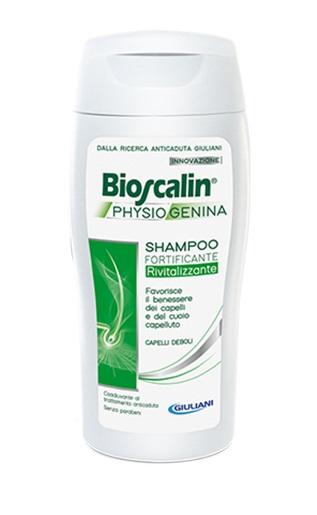 Bioscalin Physiogenina Shampoo Fortificante Rivitalizzante 200ml