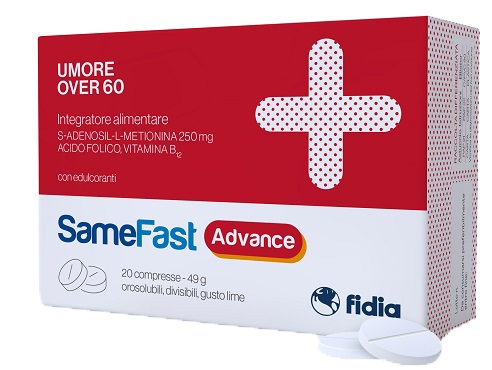 SAMEFAST Advance 20 Cpr Oro
