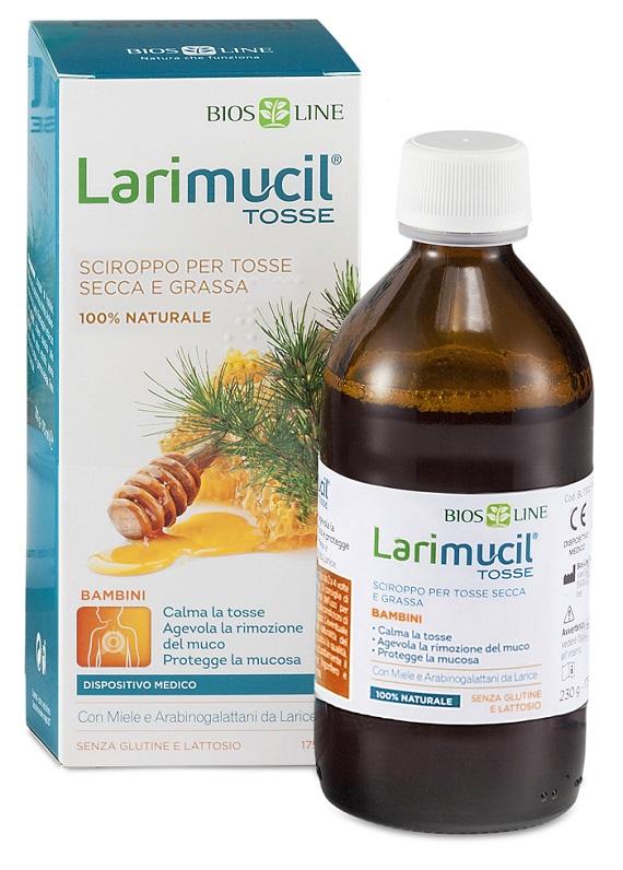 LARIMUCIL Tosse Bamb.175ml