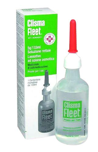 Clisma Fleet Pronto Uso 133 ml
